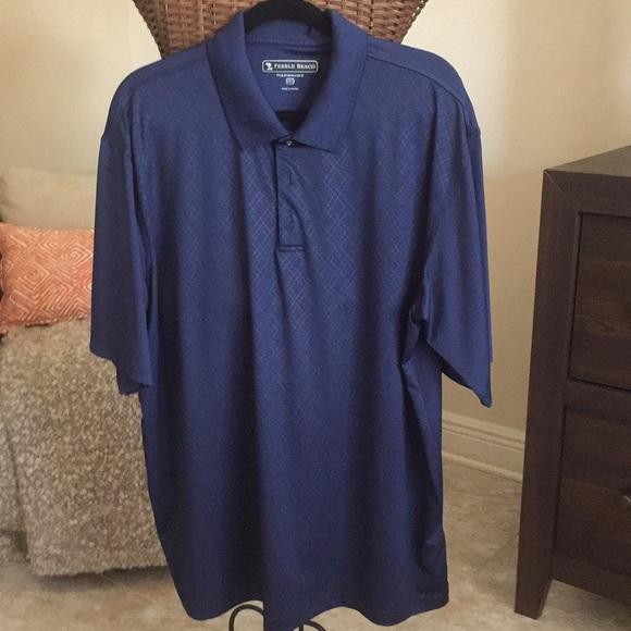 Pebble Beach Polo >> Pebble Beach Polo Shirt